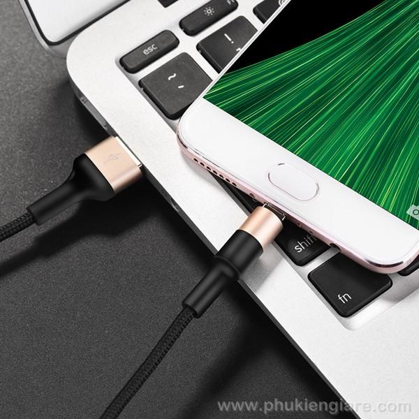Cáp Sạc Micro USB Hoco X26