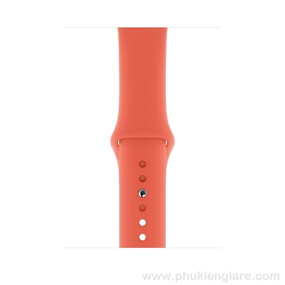 Dây đeo Apple Watch 42mm Kakapi Silicone Sport