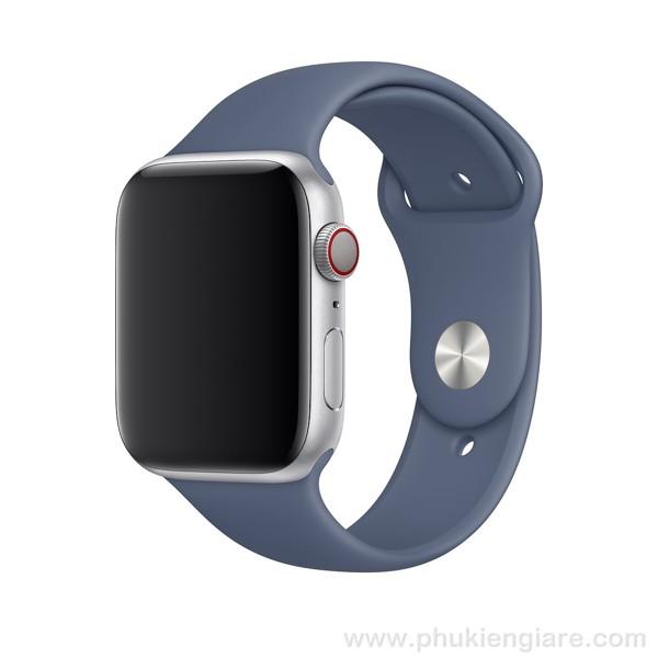 Dây đeo Apple Watch 38mm Kakapi Silicone Sport