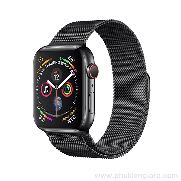 Dây đeo Apple Watch 40mm Kakapi Magnetic Stainless Steel