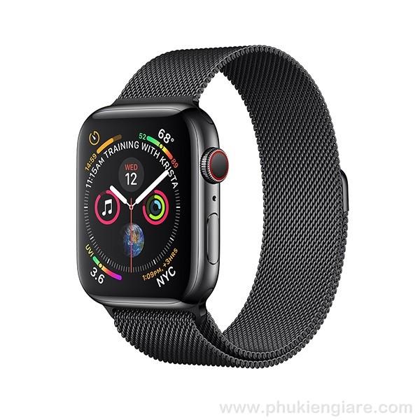 Dây đeo Apple Watch 38mm Kakapi Magnetic Stainless Steel