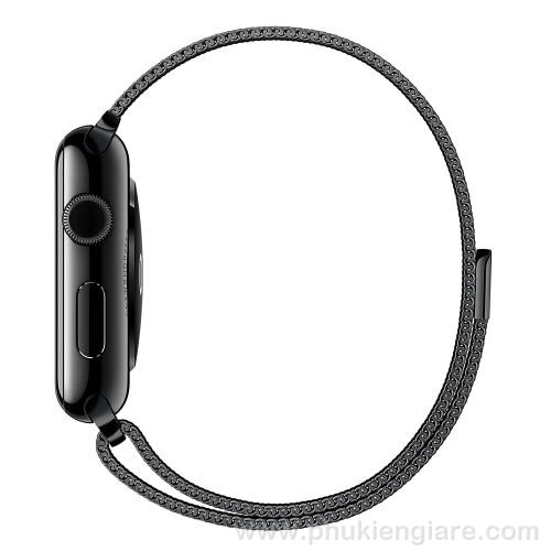 Dây đeo Apple Watch 42mm Kakapi Magnetic Stainless Steel