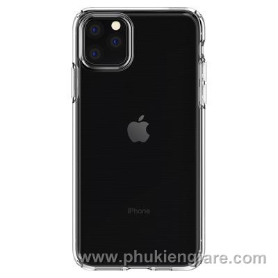 Ốp lưng iPhone 11 Pro Max Likgus PC chống sốc Trong suốt