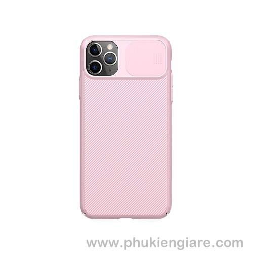 Ốp lưng iPhone 11 Pro Max trượt bảo vệ camera