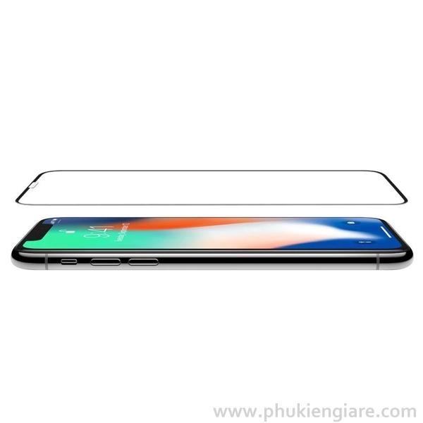 Miếng dán cường lực iPhone 11 Pro Max JCPAL 3D Armor Glass Screen Protector