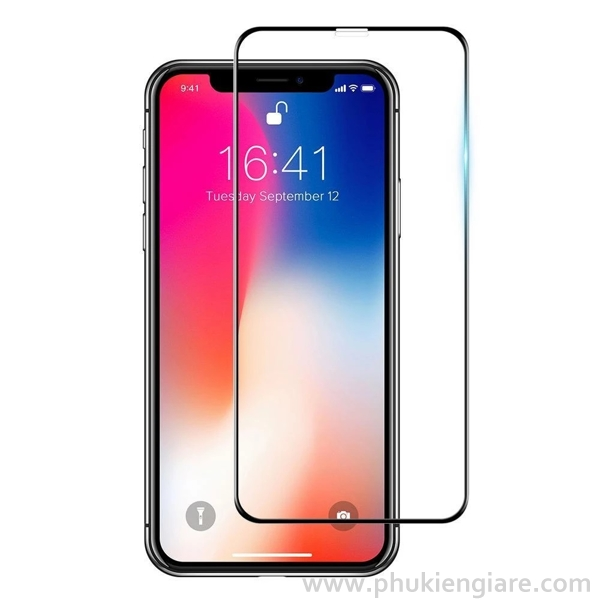 Miếng dán cường lực iPhone 11 Pro JCPAL 3D Armor Glass Screen Protector