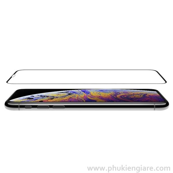 Miếng dán cường lực iPhone XS Max JCPAL 3D Armor Glass Screen Protector