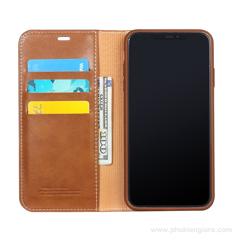 Bao da iPhone 11 Pro Max Nuoku Royal