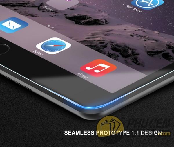Miếng dán cường lực iPad Pro 10.2 Mercury Glass