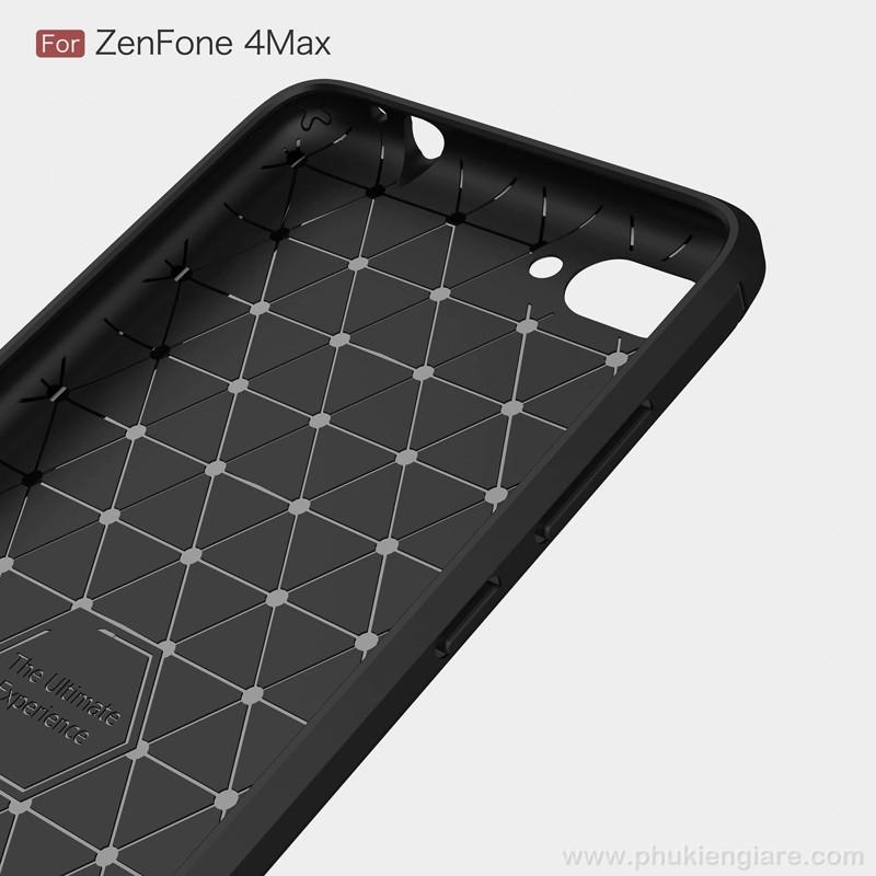 Ốp lưng Asus Zenfone 4 max 5.2 Likgus TPU chống s