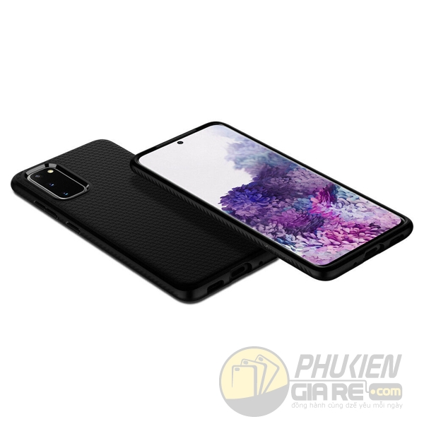 ốp lưng galaxy s20 plus spigen liquid air