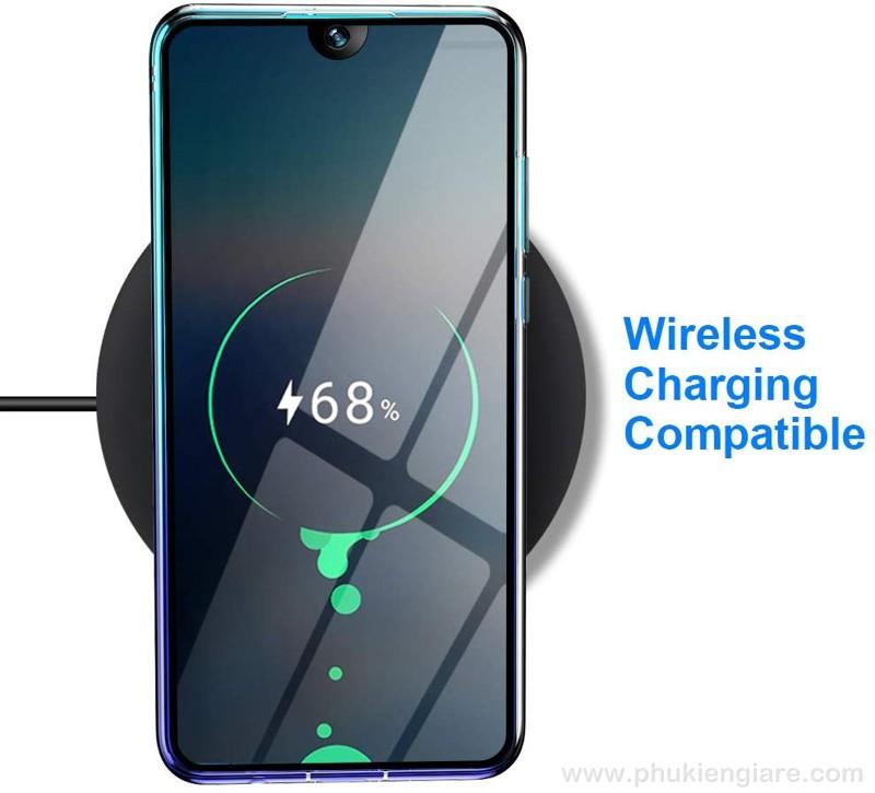 Ốp lưng Huawei P30 LTE TPU dẻo siêu mỏng Trong suốt