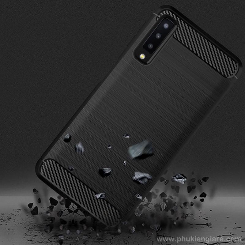 Ốp lưng Galaxy A7 2018 Likgus TPU chống sốc