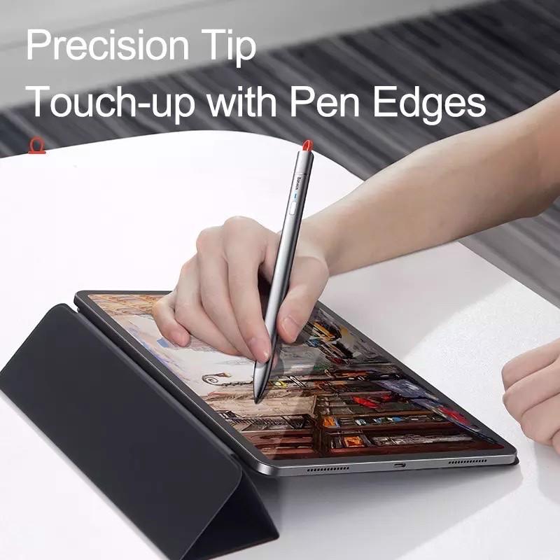 Bút cảm ứng Baseus Square Line Capactive Stylus Pen (Anti Misoperation) dùng cho iPad CHÍNH HÃNG