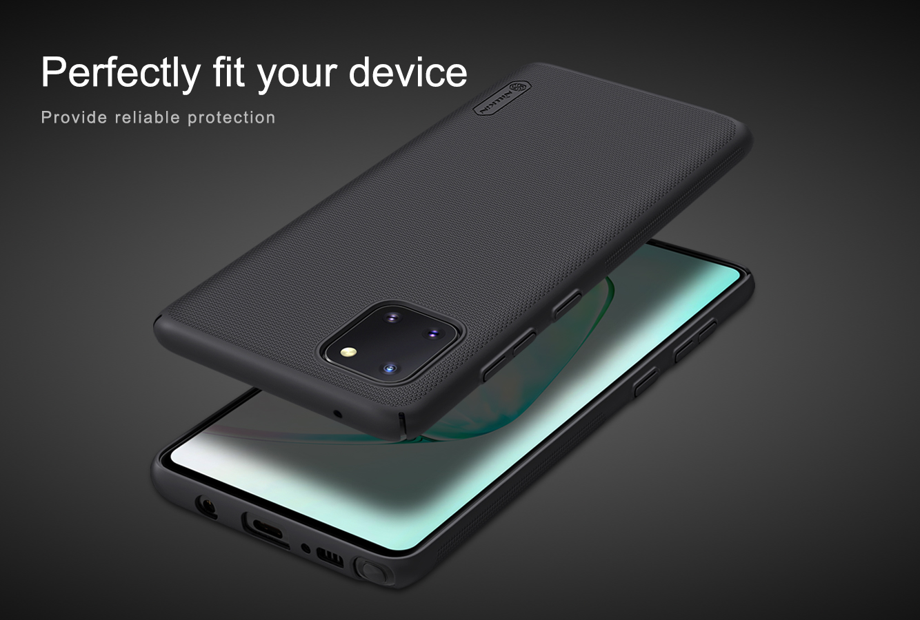 Ốp lưng Galaxy Note 10 LTE Super Frosted Shield