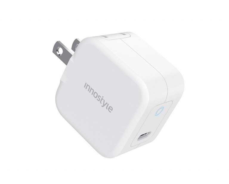 SẠC NHANH INNOSTYLE USB-C PD 20W MINIGO III WHITE