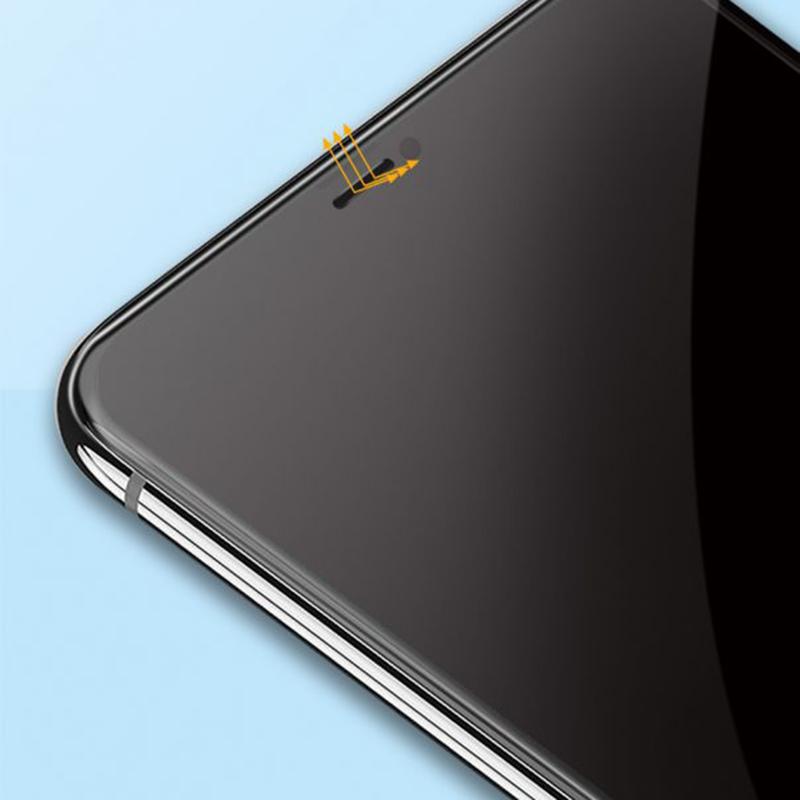 Miếng dán cường lực iPhone 12 Mini Mipow Chống Nhìn Trộm 2.7D - Hàng Chính Hãng