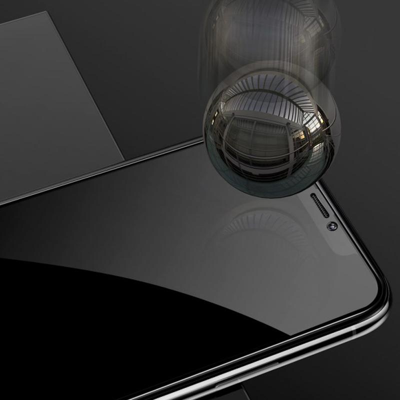 Miếng dán cường lực iPhone 12/12 Pro Mipow Chống Nhìn Trộm 2.7D -  Hàng Chính Hãng