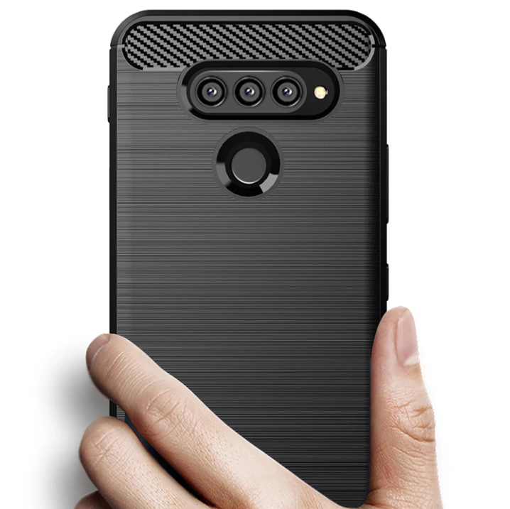 Ốp lưng chống sốc LG G8 Likgus TPU - Hàng Chính Hãng