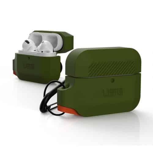 Hộp Đựng Tai Nghe Airpods Pro UAG Silicone Case - Hàng Chính Hãng