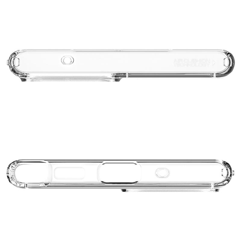 Ốp lưng Galaxy Note 20 Ultra Spigen Crystal Hybrid - Hàng Chính Hãng