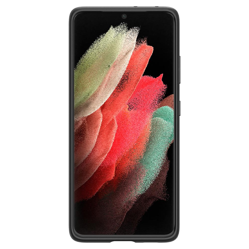 Ốp lưng Galaxy S21 Ultra Spigen Thin Fit - Hàng Chính Hãng