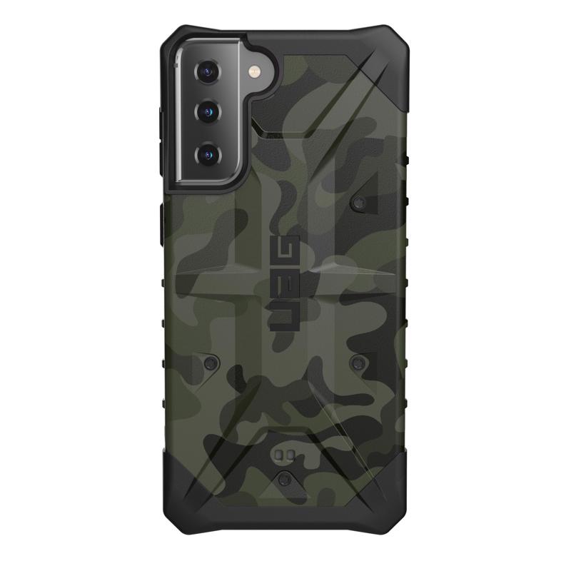 Ốp lưng Galaxy S21 Plus UAG Pathfinder Camo - Hàng Chính Hãng
