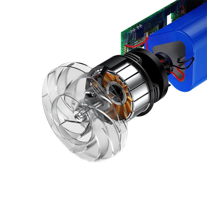 Máy Hút Bụi Cầm Tay Xe Hơi Baseus Vacuum Cleaner - Hàng Chính Hãng