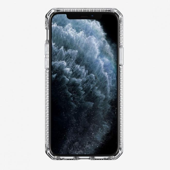 Ốp lưng iPhone 11 Itskins Hybrid Clear - Hàng Chính Hãng
