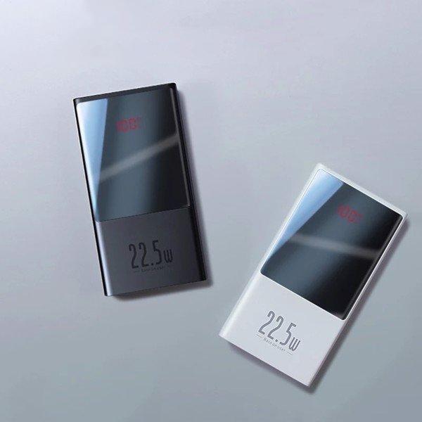 Pin sạc dự phòng sạc nhanh Baseus Super Mini Digital Display Power Bank ( 20000mAh / 22.5W, màn hình LED)