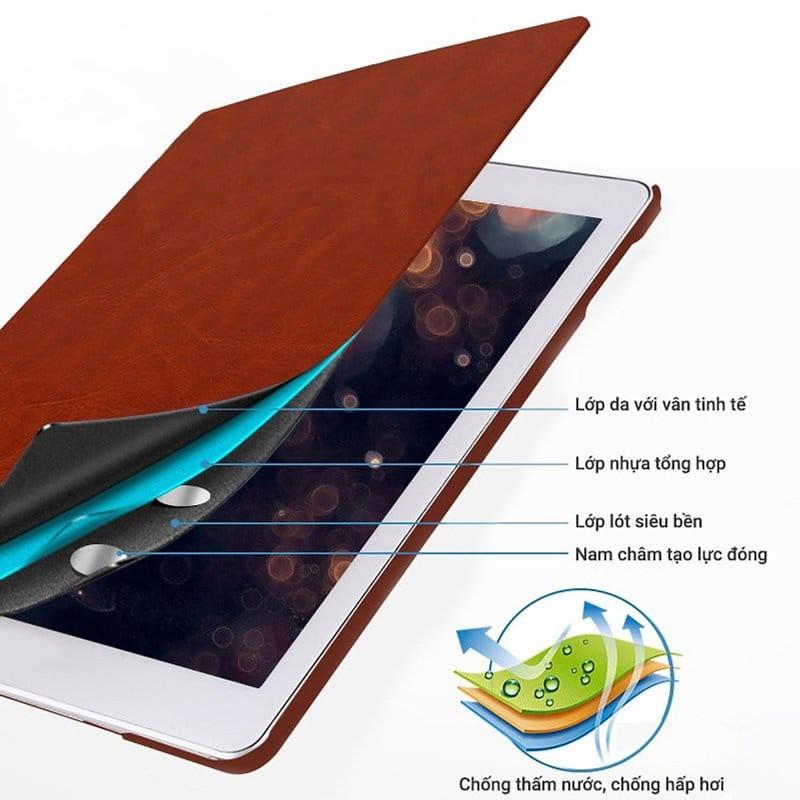 Bao da iPad Pro 10.5 Kaku Leather - Hàng Chính Hãng
