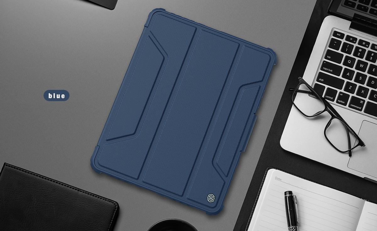 Bao da iPad Pro 11 2021 Nillkin Bumper Cam Shield - Hàng Chính Hãng