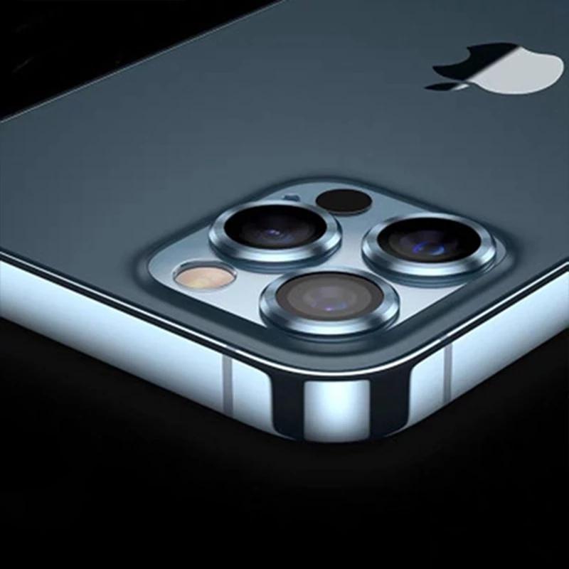 Miếng dán bảo vệ iPhone 12 KuZoom Camera Protection - Hàng Chính Hãng