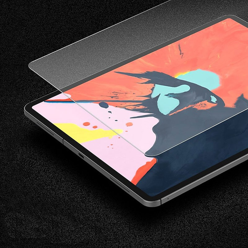 Miếng dán cường lực iPad Pro 12.9 2018 Glass