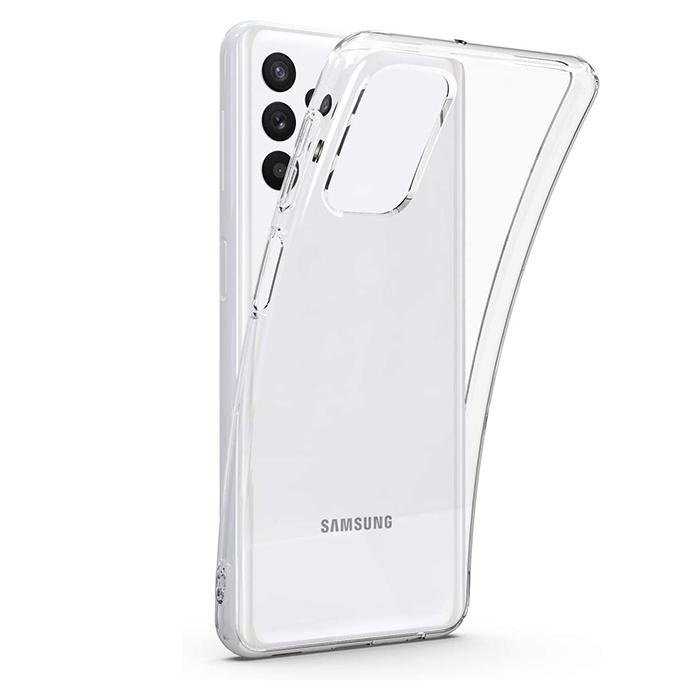 Ốp lưng Galaxy A32 TPU dẻo siêu mỏng Trong suốt