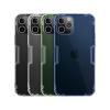 Ốp lưng iPhone 12 Pro Max Nillkin Nature TPU Case - Hàng Chính Hãng