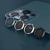 Miếng dán bảo vệ iPhone 12 Pro Max KuZoom Camera Protection - Hàng Chính Hãng