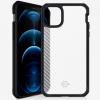 Ốp lưng iPhone 12 Pro Max Itskins Hybrid Tek - Hàng Chính Hãng