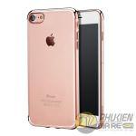 Ốp dẻo viền xi Iphone 7 hiệu Baseus (Shining Series)