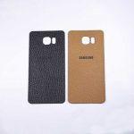 Miếng dán da bò cho Samsung Galaxy Note 5, da thật 100%, made in Việt Nam