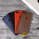 Ốp lưng iPhone 7 Plus da silicone dẻo siêu mỏng