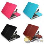 """Bao da Macbook Pro 13"""" Non-Touch Bar dạng quyển sổ"""