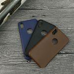 Ốp lưng iPhone Xs da silicone dẻo siêu mỏng 7810