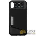 Ốp lưng iPhone Xs kèm ống kính đa năng Momax X-Lens 6 in 1 10222