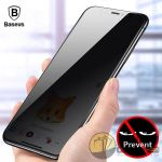 Dán cường lực iPhone Xs Max chống nhìn trộm Baseus Anti Peeping (13716)