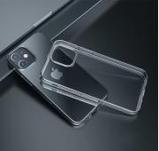 Ốp lưng iPhone 12/12 Pro TPU dẻo siêu mỏng Trong suốt