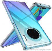 Ốp lưng Huawei Mate 30 TPU dẻo siêu mỏng Trong suốt