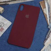 Miếng dán da iPhone Xs Max da Nappa mềm mại, sang trọng
