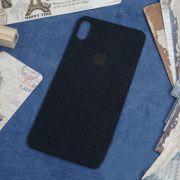 Miếng dán da iPhone Xs Max da bò 100%