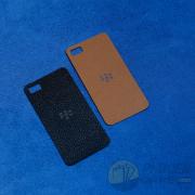 Miếng dán da Blackberry Z10